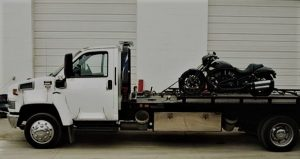 Motorcycle Towing - Towing Services
